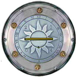 Congocoon Sundial of Iron Claws